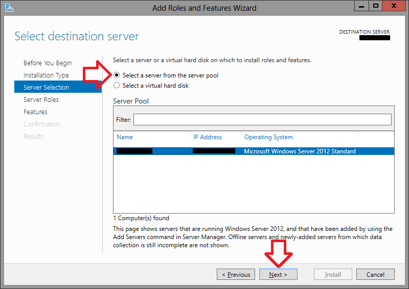 Change Server 2012 Border Colours